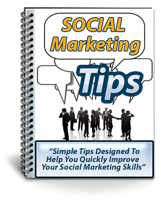 Thumbnail Social Marketing Tips 12 Day eCourse