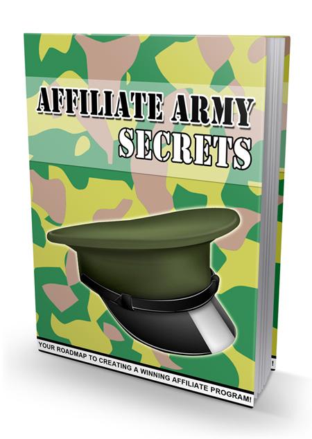 Thumbnail Affiliate Army Secrets, Internet Marketing & Online Profits