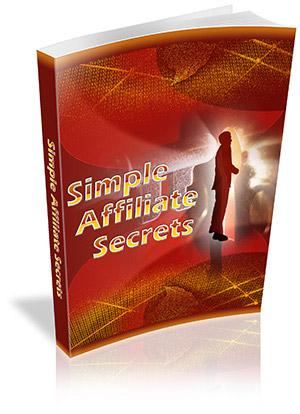 Thumbnail Simple Affiliate Secrets, Internet Marketing & Online Profits