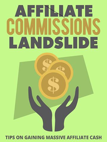 Thumbnail Affiliate Commissions Landslide, Internet Marketing & Online Profits
