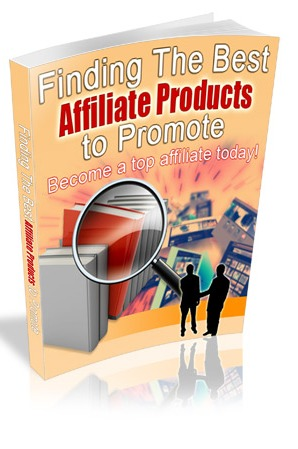 Thumbnail Finding the Best Affiliate Products to Promote, Internet Marketing & Online Profits