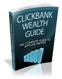 Thumbnail Clickbank Wealth Guide, Internet Marketing & Online Profits