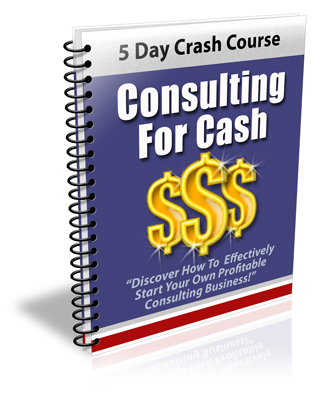 Thumbnail Consulting for Cash 5 Day Crash Course