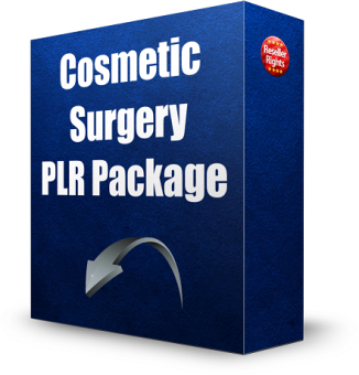 Thumbnail Cosmetic Surgery PLR Package
