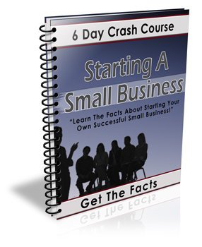 Thumbnail Starting a Small Business eCourse