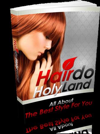 Thumbnail Hairdo Holy Land
