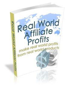Thumbnail Real World Affiliate Profits, Internet Marketing & Online Profits
