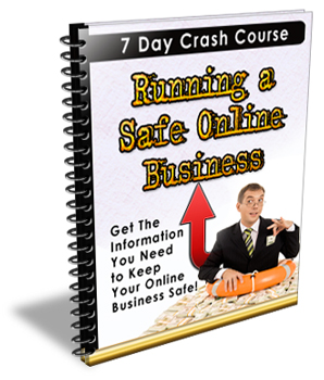 Thumbnail Running a Safe Online Business eCourse