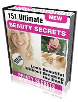 Product picture 151 Ultimate Beauty Secrets